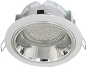Ecola GX53 H2R Downlight with reflector_white (светильник) 58x125 FW53H2ECB